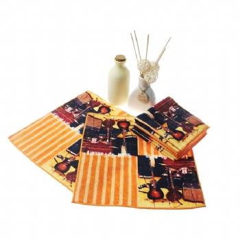 礼品毛巾布历史沿革,毛巾布厂家向您介绍