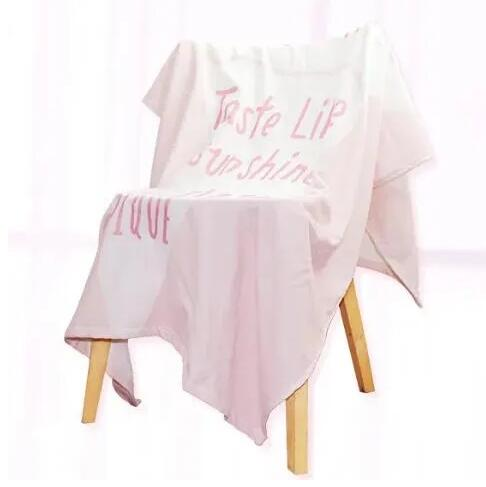 数码印花毛巾不同面料的清晰度影响